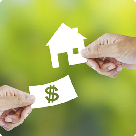 Remortgaging house